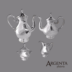 925 Sterling Silver Tea Set