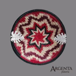 Werregue Woven Fabric Plate