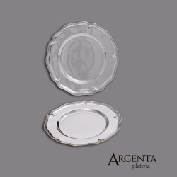 925 Sterling Silver Coaster...