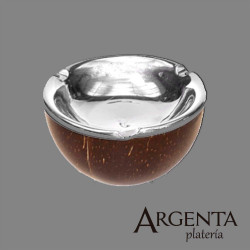 925 Sterling Silver Ashtray...