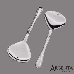 925 Silver Salad Serving Set